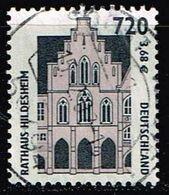 Bund 2001,Michel# 2197 O Sehenswürdigkeiten: Stadthalle, Hildesheim - [7] Federal Republic