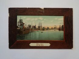 Barry Dock. - The Old Docks. (9 - 11 - 1909) - Glamorgan
