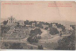 REF 515 : CPA Espagne Tortosa Observatorio Del Ebro - Madrid
