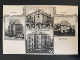 Dillenburg Gymnasium, Volksschule, Bergschule, Lehrerseminar. Multivues - Dillenburg
