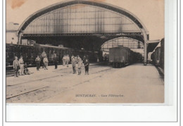 MONTAUBAN - Gare Villebourbon - Très Bon état - Montauban