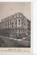 NICE - Maison J. Curti, Fleuriste - Palais Gioffredo - état - Niza