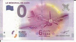 BILLET TOURISTIQUE  CAEN - EURO
