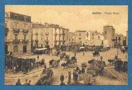 BARLETTA PIAZZA ROMA FP. NON VG. N°761 - Barletta