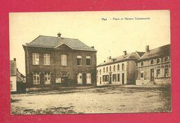 C.P. Ogy =  Place Et  Maison Communale - Lessines