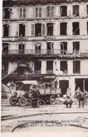 EVENEMENT ( Militaria ) BOMBARDEMENT De PARIS Raid De GOTHAS ( Torpille 300 Kg ) 14 Rue Rivoli - 12 Avril 1918 CPA Photo - Andere