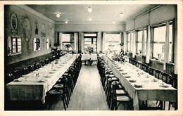Carte 1930 LANGEAIS / FAMILY HOTEL - LA GRANDE SALLE DE RESTAURANT - Langeais