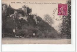 SAINT PIERRE DE MAILLE - Château De La Guittière, Les Rochers, Le Côteau - Très Bon état - Otros Municipios