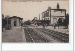 PLOUARET - La Gare - Très Bon état - Plouaret