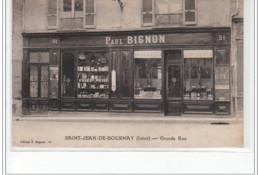 SAINT JEAN DE BOURNAY : Pharmacie Paul BIGNON - Très Bon état - Saint-Jean-de-Bournay