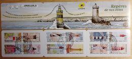 """2020 - AA 1897/1908 ** En BC Ou BC1897 - CARNET """"REPERES DE NOS COTES N°2"""" - OBLITERE 1er JOUR - PARIS - 28.08.2019 - Used Stamps"""