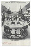 """Nancy Exposition De Nancy 1909 Mines De Sel Et Salines De Rosières-Varangévile Sel """" La Cigogne """" - Cartes Postales"""