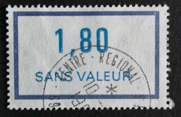 France Fictif N° F229 Oblitéré, TTB. Cote 2020 : 1 E Mini. Voir Photos R/V - Phantomausgaben