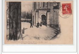 L´Inventaire à SAINT HILAIRE-SAINT FLORENT - 7 Mars 1906 - Sortie Après L'Inventaire - état(partiellement Décollée - Altri Comuni