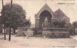 Sombreffe Le Calvaire 1914 - Sombreffe