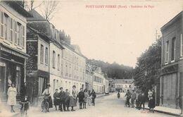 PONT SAINT PIERRE - Intérieur Du Pays - France