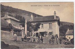 Ain - Soudon - Place De La Fontaine - Autres Communes