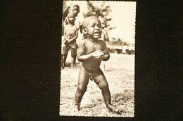 Cameroun CP Bébé Nu Joli Timbre  Douala 1956 - Kamerun
