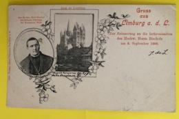 CPA - ALLEMAGNE - GRUSS Aus Limburg A. D. L. Zur Erinnerung An Die Inthronisation Des Hochw. Hernn Bischofs Am 8. Septem - Limburg