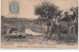 DAMPVITOUX : Le Service Des Douanes - Bon état (coins Arrondis) - France