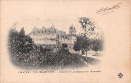 16-LAROCHEBEAUCOURT LE CHATEAU-N°T1212-C/0399 - Otros Municipios