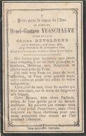 Halewijn, Halluin, 1904, Henri Verschaeve, Devoldere - Imágenes Religiosas