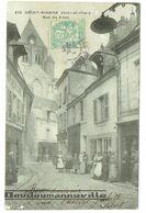 CPA - 41 - SAINT AIGNAN - Rue Du Four - Saint Aignan