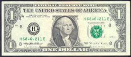 USA 1 Dollar 1995 H  - VF # P- 496 < H - St. Louis MO > - Biljetten Van De  Federal Reserve (1928-...)