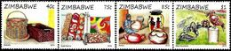 Zimbabwe 2015, Small And Medium Enterprises In Zimbabwe, MNH Stamps Set - Zimbabwe (1980-...)
