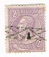 N° 52 Rolstempel - Belgien