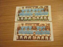Everton UK U.K. Football Team Old Greek Trading Banknote Style Card (2 Different Versions) - Sammelkartenspiele (TCG, CCG)