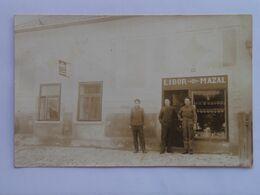22 Libor Mazal Obchod Shop Stavebni - Tchéquie