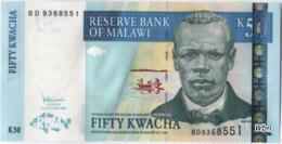 Malawi 50 Kwachas (P45) 2006 -UNC- - Malawi