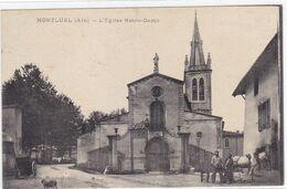 Ain - Montluel - L'Eglise Notre-Dame - Montluel