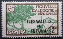 WALLIS ET FUTUNA N°44 Oblitéré - Used Stamps