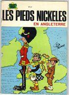 LES PIEDS NICKELES N ° 27 EN ANGLETERRE  DE 1978 - Pieds Nickelés, Les