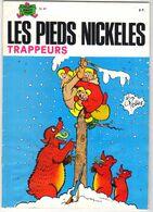 LES PIEDS NICKELES N ° 41 TRAPPEURS  DE 1983 - Pieds Nickelés, Les