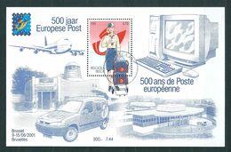 [1580] Blok 91 Gestempeld - Blocks & Sheetlets 1962-....