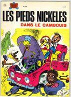 LES PIEDS NICKELES N ° 60 DANS LE CAMBOUIS  DE 1983 - Pieds Nickelés, Les