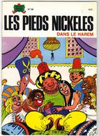 LES PIEDS NICKELES N ° 86  DANS LE HAREM  DE 1985 - Pieds Nickelés, Les