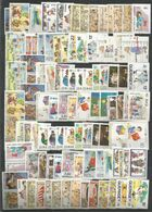 108 Stamps - MNH - Europa-CEPT - Art - Childrens - 1989 - 1989