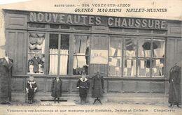 Vorey Sur Arzon        43       Grand Magasin  Mallet-Musnier  .Vêtements -Chaussures           (pli Voir Scan) - Andere Gemeenten