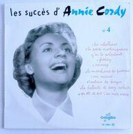 LP 25 CM ANNIE CORDY LES SUCCES N°4 COLUMBIA FS 1064 - Spezialformate