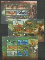 GIBRALTAR - MNH - Animals - Wild Animals - Stamps