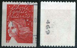 N°YT 3418 - Type Marianne De Luquet - Rollo De Sellos