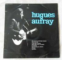 33 TOURS 25 Cm HUGUES AUFRAY DES QUE LE PRINTEMPS REVIENT BARCLAY 80 223 S 1964 - Spezialformate