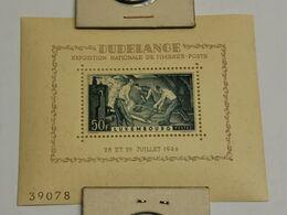 Timbre, Dudelange Exposition Nationale De Timbres-poste 1946, Neuf - Neufs