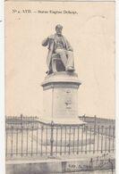 44061-  Ath  Statue Eugène Defacqx - Ath