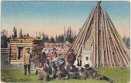 44062 -  Russie - La Sibérie -  Cabane  D'été  En  Iakoutsk - Russia