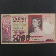 Madagascar, 5000 Francs ND, VF - Madagascar